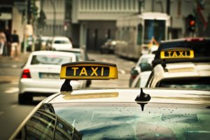 Taxi transfer in Wenen